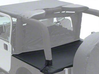 Smittybilt Tonneau Cover for OEM Soft Top w/ Channel Mount - Denim Spice (97-06 Jeep Wrangler TJ