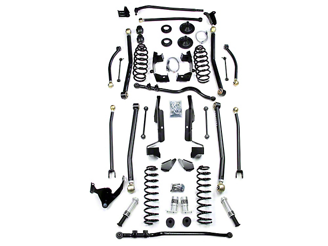 Teraflex 6 in. Lift Kit w/o Shocks (07-18 Wrangler JK 2 Door)