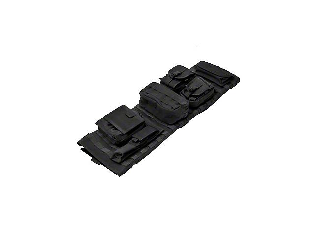Smittybilt GEAR Overhead Console - Black (97-06 Wrangler TJ)