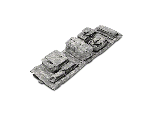 Smittybilt GEAR Overhead Console - ACU (07-18 Jeep Wrangler JK)