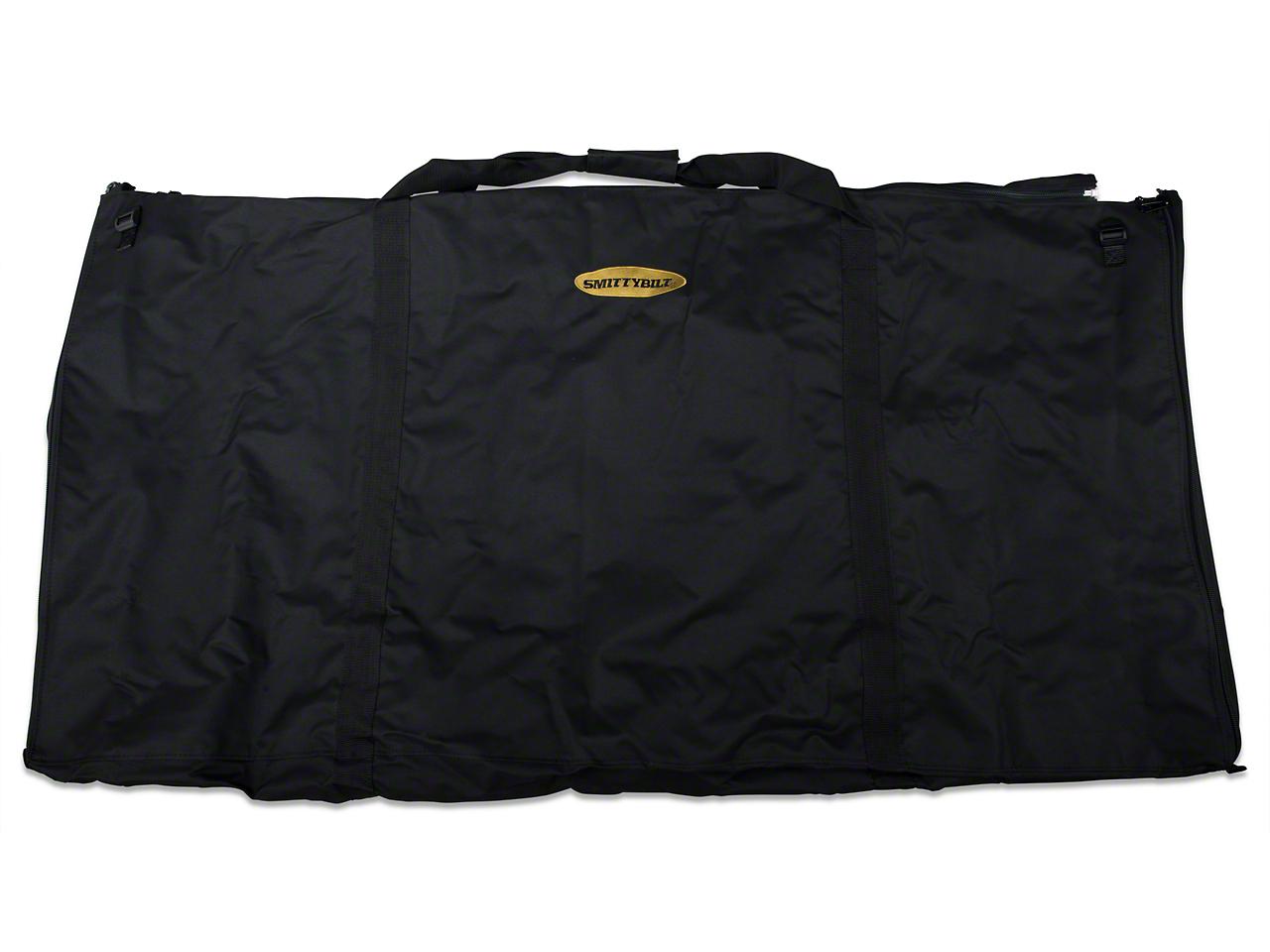 2018-2019 Jeep Wrangler Hard Top Panel and Soft Top Windows Storage Bag Case