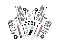 Rough Country 3.25 in. Suspension Lift Kit w/ Premium N2.0 Shocks (97-02 4.0L Jeep Wrangler TJ)