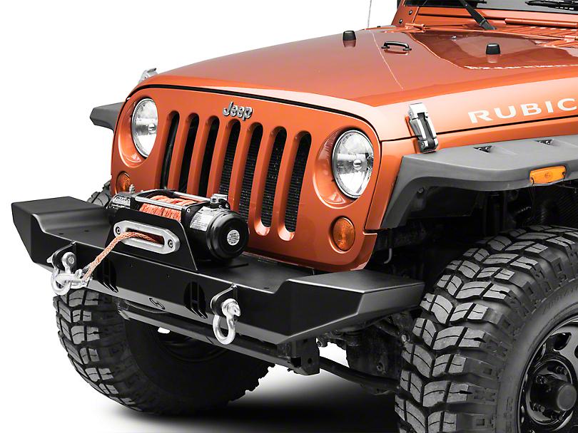 Hyline Offroad Standard Front Bumper Assembly (07-18 Wrangler JK)
