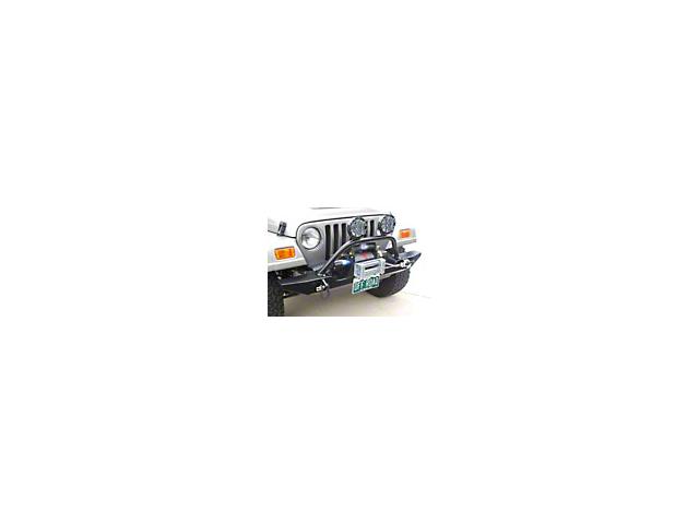 Hyline Offroad Standard Front Bumper (87-06 Wrangler YJ & TJ)