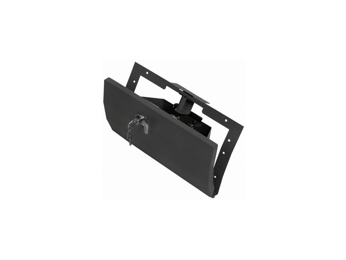 Tuffy 049-03 Tj Glove Box Charcoal