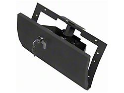 Tuffy Security Glovebox - Charcoal (97-06 Jeep Wrangler TJ)