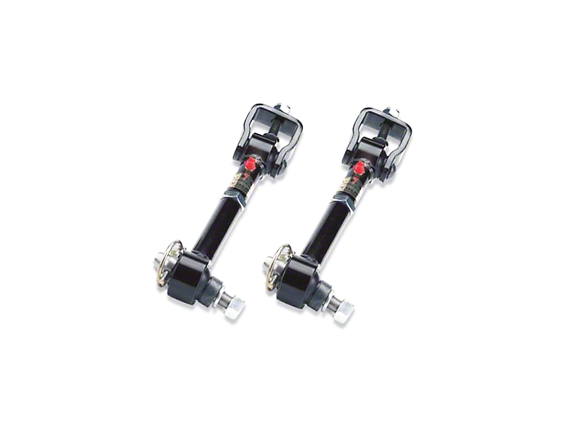 JKS Front Swaybar Quicker Disconnect System for 2.5-6 in Lift (97-06 Jeep Wrangler TJ)
