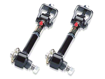 JKS Front Swaybar Quicker Disconnect System for 2.5-6 in Lift (97-06 Wrangler TJ)