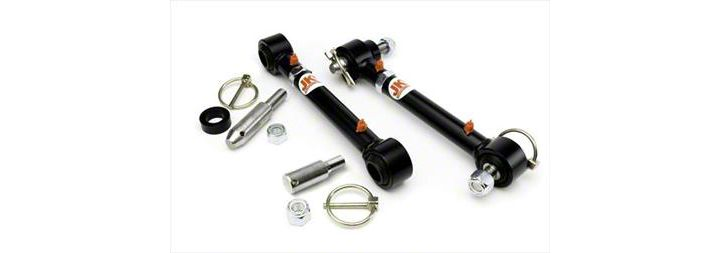 How To Install a JKS Front Swaybar Quicker Disconnect