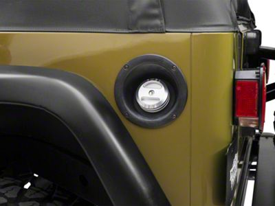 Drake Off Road Billet Fuel Cap (97-00 Jeep Wrangler TJ)