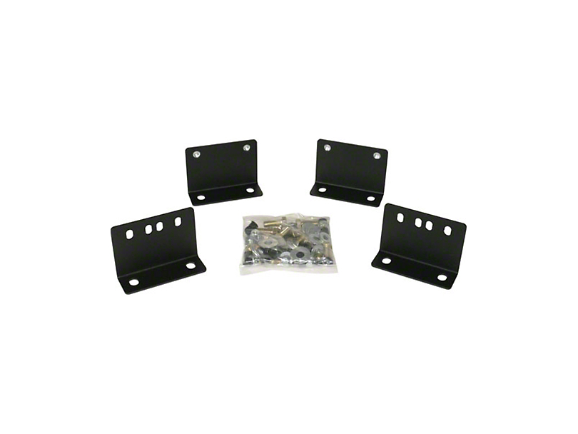 Tuffy Mounting Kit (03-06 Jeep Wrangler TJ)