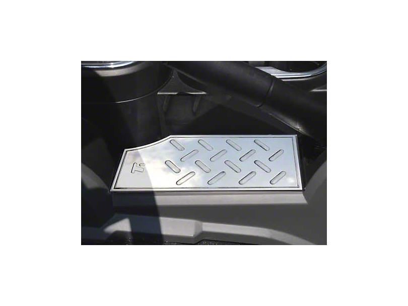 T-REX T1 Series Plate Below Hand Brake (07-10 Wrangler JK)