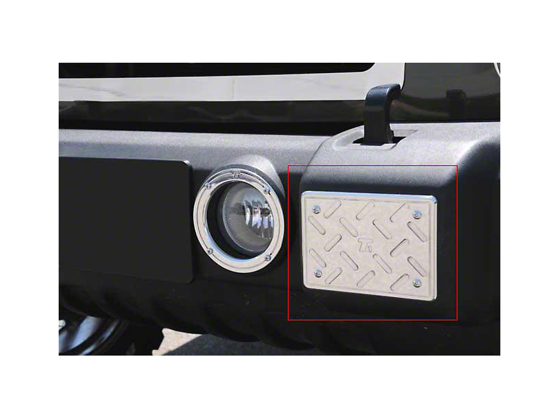 T-REX T1 Series Billet Series Front Bumper Guards Plate (07-18 Jeep Wrangler JK)
