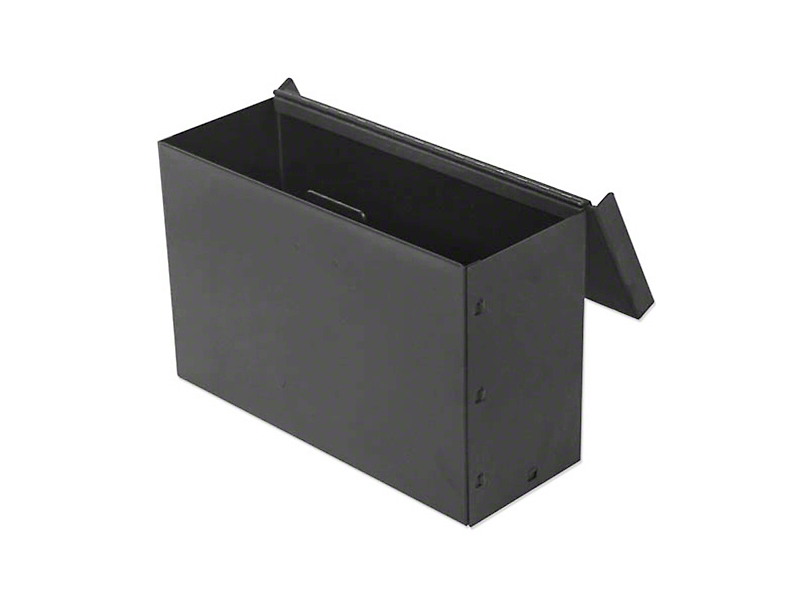 Tuffy Compact Security Lockbox (87-18 Wrangler YJ, TJ, JK & JL)