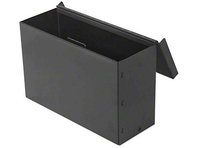 Tuffy Compact Security Lockbox (87-18 Jeep Wrangler YJ, TJ, JK & JL)