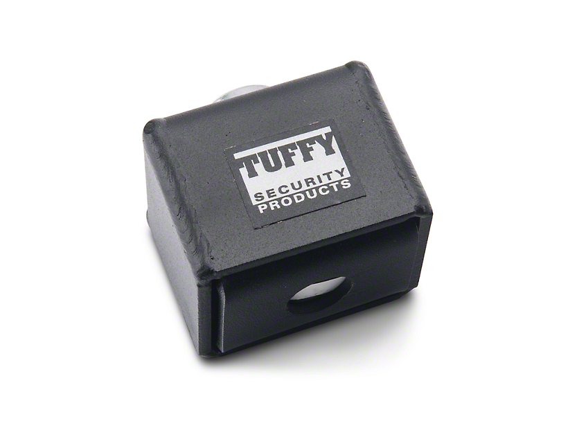 Tuffy Security Bolt Lock (87-19 Jeep Wrangler YJ, TJ, JK & JL)