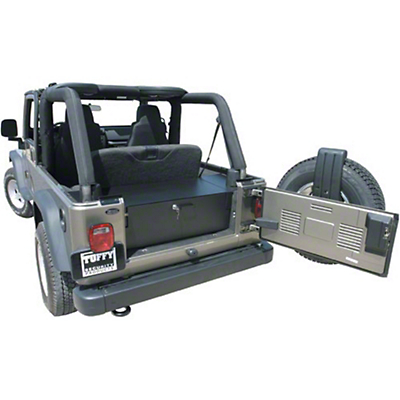 Tuffy Security Drawer (04-06 Wrangler TJ Unlimited)