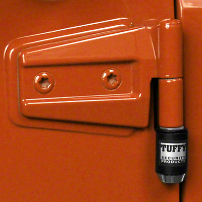 Tuffy Security Door Locker Set (07-18 Wrangler JK 2 Door)