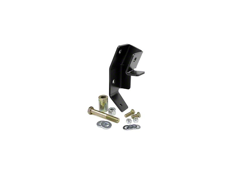 JKS Rear Track Bar Relocation Bracket Kit for 3-6 in. Lift (97-06 Jeep Wrangler TJ)