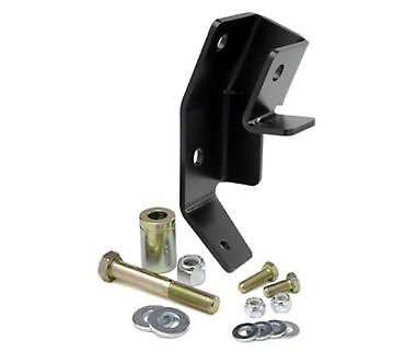 JKS Rear Track Bar Relocation Bracket Kit for 3-6 in. Lift (97-06 Wrangler TJ)