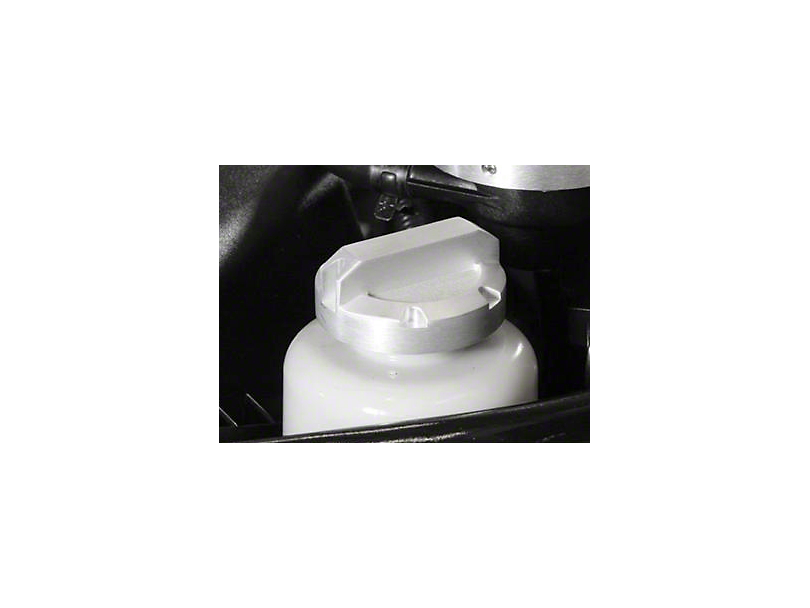 Drake Off Road Power Steering Reservoir Cap (07-18 Jeep Wrangler JK)