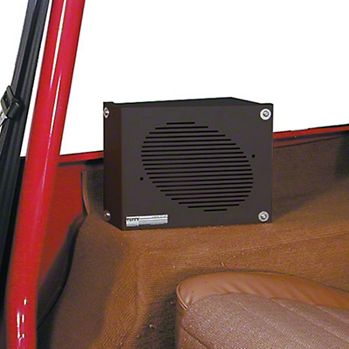 Tuffy Speaker Security Box Set (87-95 Wrangler YJ)
