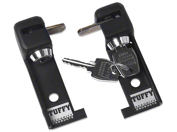Tuffy Security Door Lockers (87-95 Wrangler YJ)