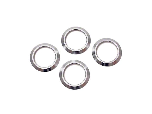 DV8 Offroad A/C Vent Bezels (07-10 Jeep Wrangler JK)