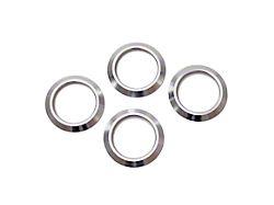 Drake Off Road A/C Vent Bezels (07-10 Jeep Wrangler JK)