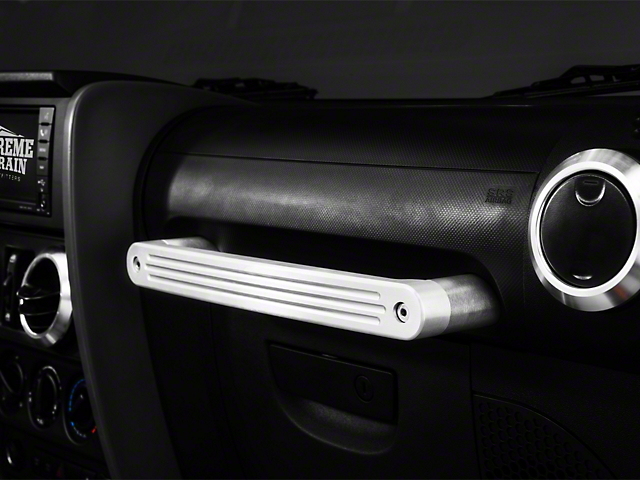 Drake Off Road Passenger Grab Bar (07-10 Jeep Wrangler JK)