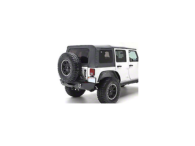 Smittybilt OEM Replacement Top w/ Tinted Windows (07-09 Jeep Wrangler JK 4 Door)