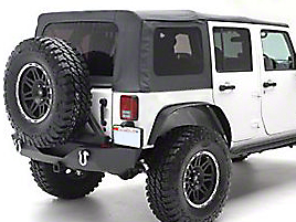 Smittybilt OEM Replacement Top w/ Tinted Windows (07-09 Wrangler JK 4 Door)