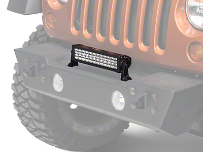Lifetime LED 13.5 in. 24 LED Light Bar (87-18 Wrangler YJ, TJ & JK)