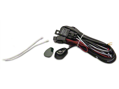Lifetime LED Switch and Wiring Kit (87-18 Jeep Wrangler YJ, TJ, JK & JL)