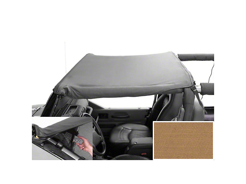 Rugged Ridge Mount Pocket Brief - Spice (97-06 Jeep Wrangler TJ)