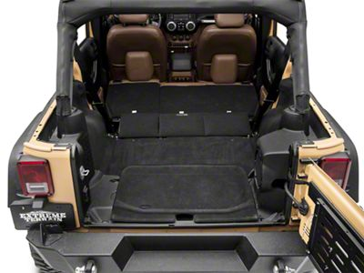 Dirty Dog 4x4 Trench cover (07-18 Jeep Wrangler JK 4 Door)