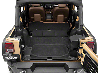 Dirty Dog 4x4 Trench cover (07-18 Wrangler JK 4 Door)
