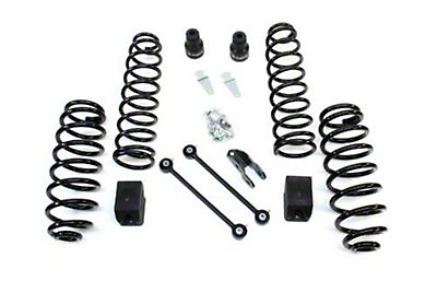 Teraflex 2.5 in. Lift Kit w/ adapters for shocks (07-17 Wrangler JK 4 Door)