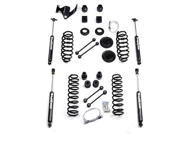 Teraflex Wrangler 3 in. Lift Kit w/ Shocks 1251200 (07-18