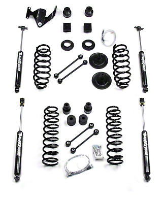 Teraflex 3 in. Lift Kit w/ Shocks (07-18 Jeep Wrangler JK 4 Door)