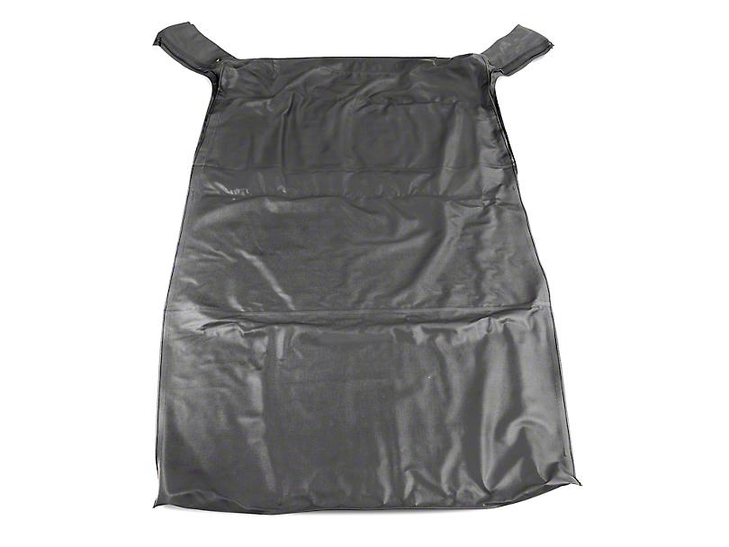 Bestop Sailcloth Replace-A-Top w/ Tinted Windows - Black Diamond (11-18 Jeep Wrangler JK 4 Door)