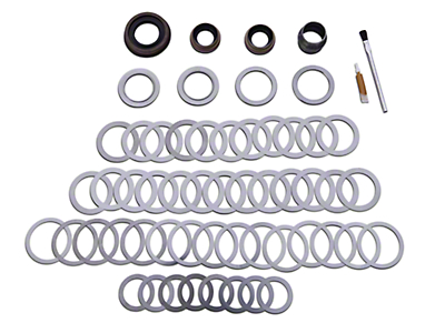 Yukon Gear Front Dana 30 Minor Install Kit (07-18 Wrangler JK, Excluding Rubicon)