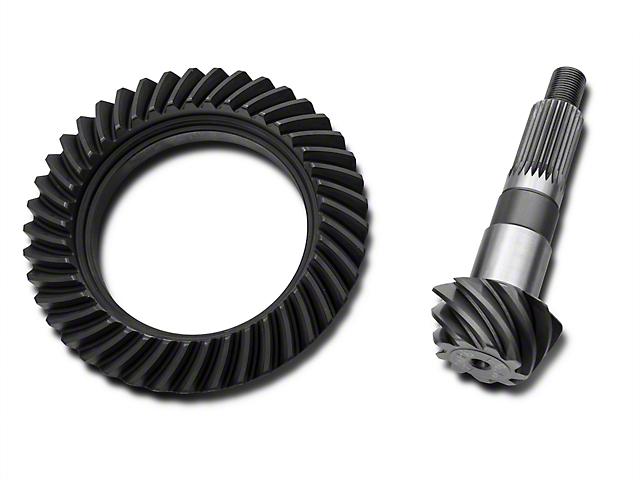 Yukon Gear Dana 30 Front Axle Ring Gear and Pinion Kit - 4.56 Gears (97-06 Jeep Wrangler TJ)