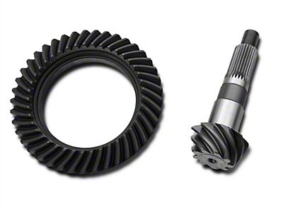 Yukon Gear Dana 30 Front Ring Gear and Pinion Kit - 4.56 Gears (97-06 Wrangler TJ)