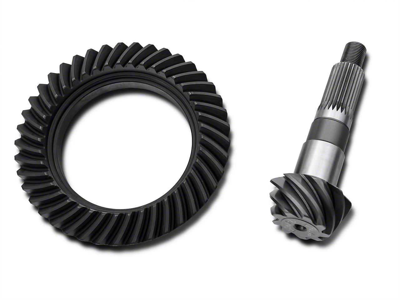 Yukon Gear Dana 30 Front Ring Gear and Pinion Kit - 4.56 Gears (97-06 Jeep Wrangler TJ)