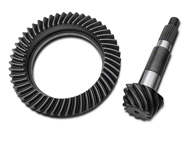 Yukon Gear Dana 44 Front or Rear Axle Ring and Pinion Gear Kit - 4.56 Gear Ratio (03-06 Jeep Wrangler TJ Rubicon)