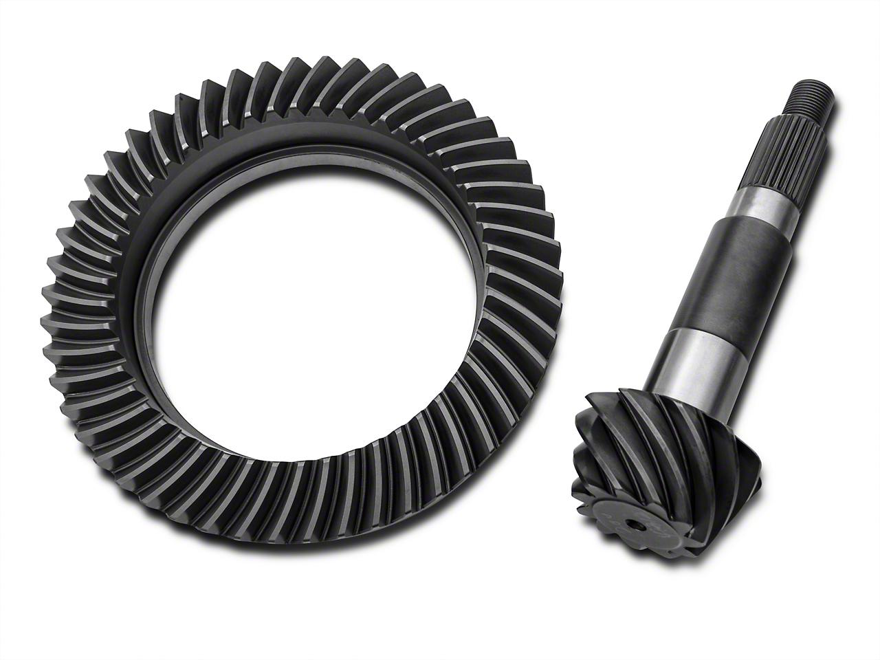 Yukon Gear Dana 44 Ring Gear and Pinion Kit - 4.56 Front, Rear (03-06 Wrangler TJ Rubicon)