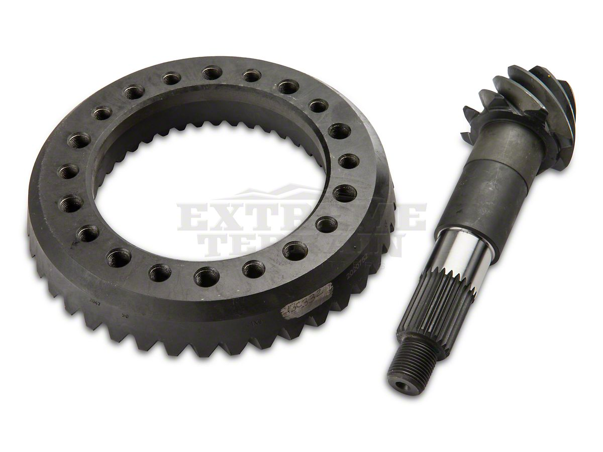 Yukon Gear Dana 44 Rear Axle Ring Gear and Pinion Kit - 5 13 Gears (07-18  Jeep Wrangler JK Rubicon)