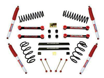 SkyJacker 4 in. Sport Lift w/ Shocks (03-06 Jeep Wrangler TJ)