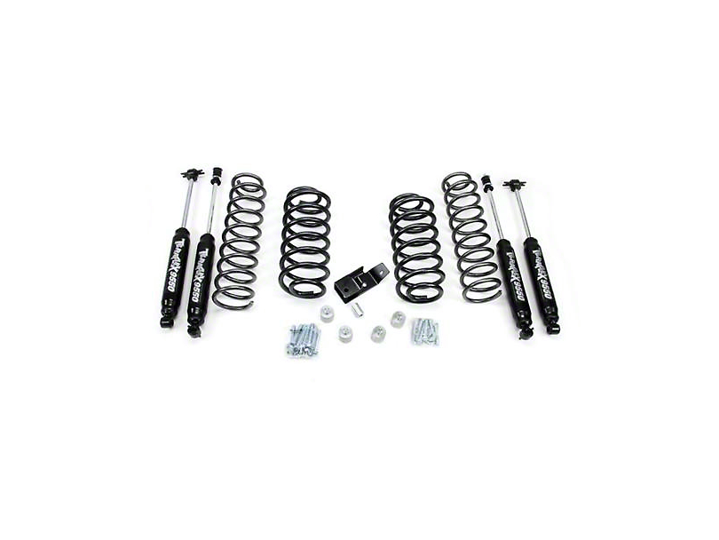 Teraflex 2 in. Lift Kit w/ Shocks (97-06 Wrangler TJ)